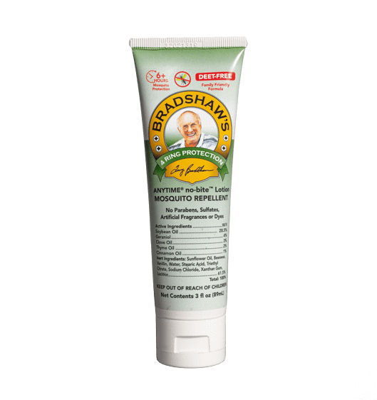 ANYTIME® no-bite™ Lotion Mosquito Repellent