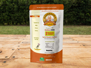Outdoor ZONE 2 Day Weekender TailGator™ Spatial Mosquito Repellent Outside