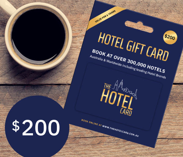 $200 Hotel Gift Card