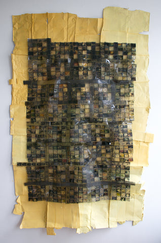Memory Quilt (after the flood)