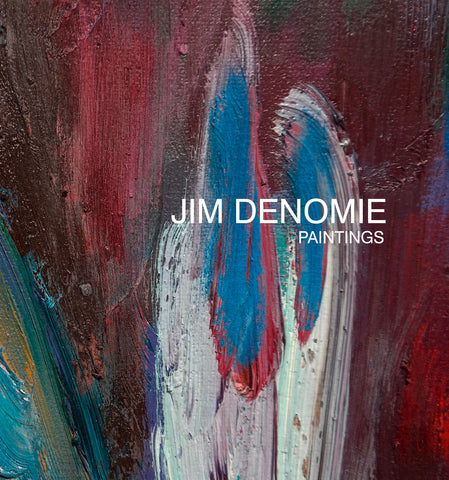 Catalog - Jim Denomie Paintings