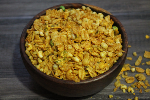 LOW FAT BROWN RICE CHIVDA