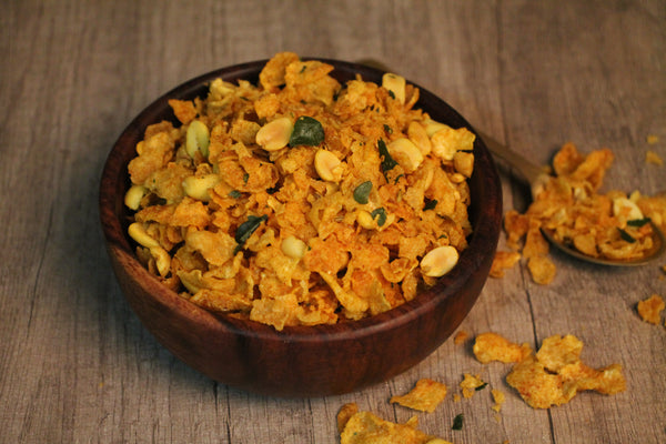 CORN FLAKES CHIVDA 200 GM