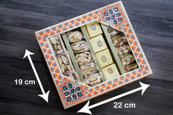 FANCY BOX MIX SWEETS 650 GM