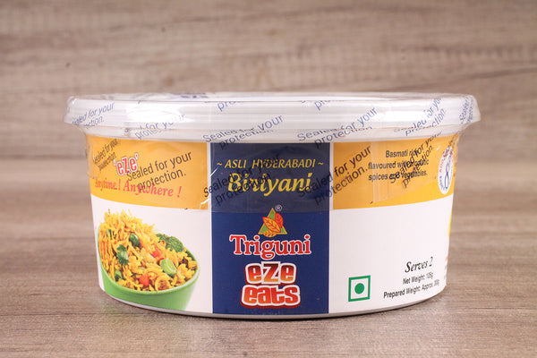 EZE EZTS ASLI HYDERABADI BRIYANI 105 GM