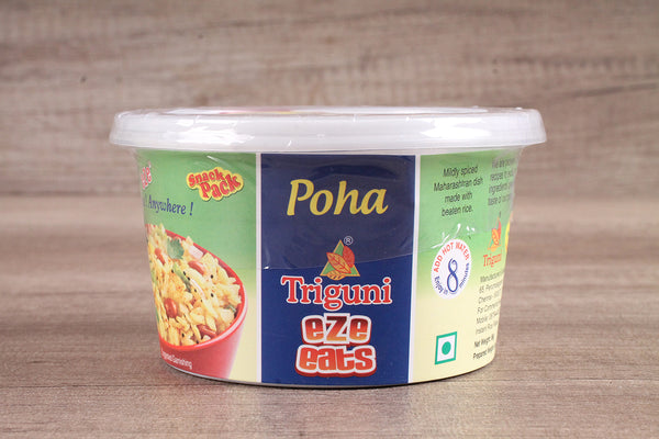 EZE EATS POHA SNACK PACK 86 GM
