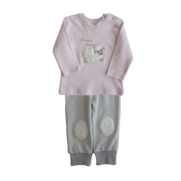 Sheep Baby Pyjamas