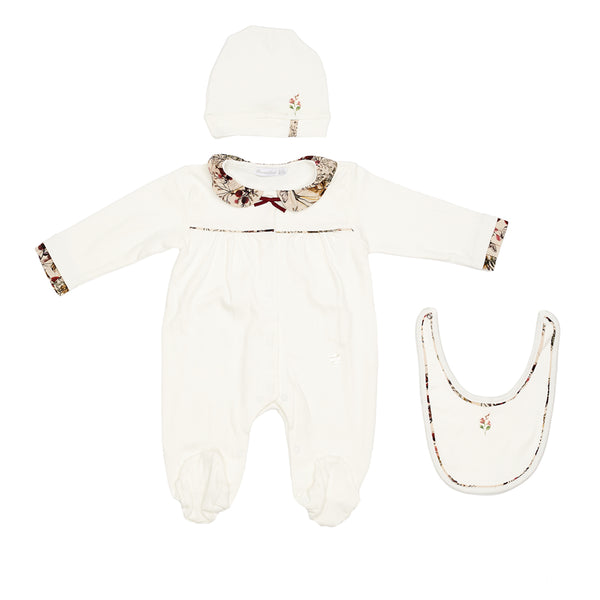 Ecru Newborn Set