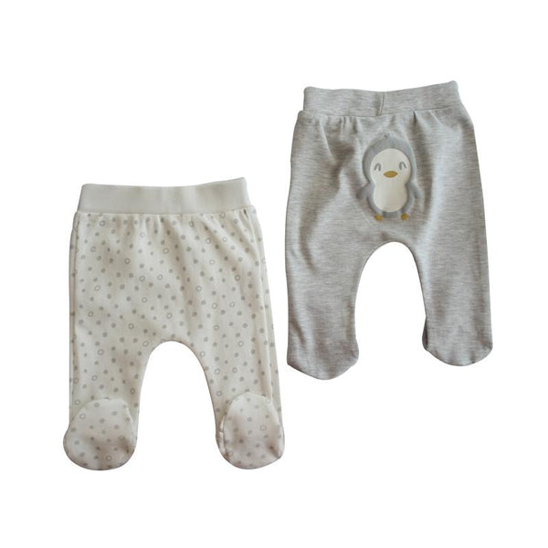 Winter Fun 2-Pack Jersey Trousers