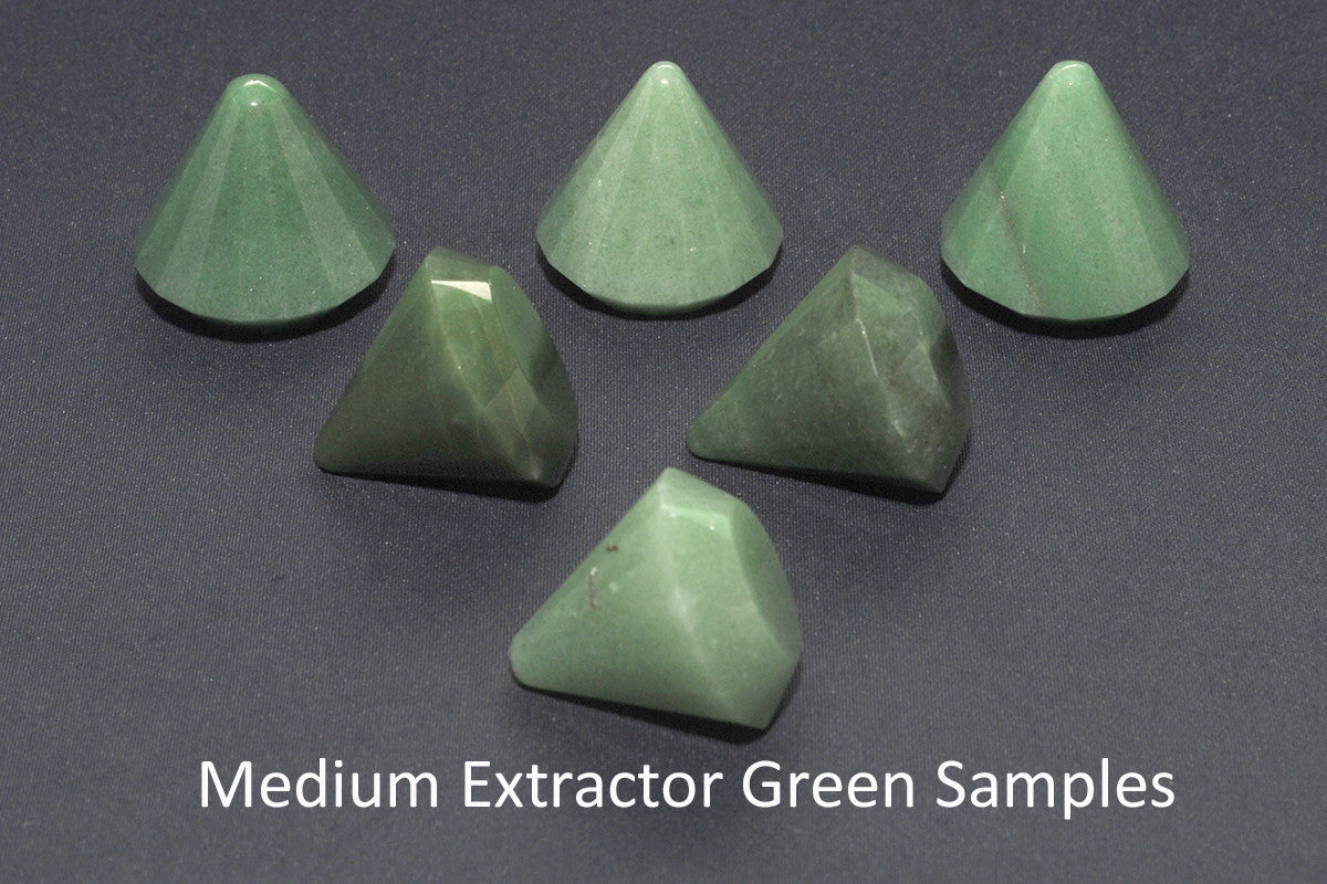 Green Quartz Medium Healing Extractor