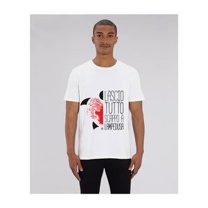 T-SHIRT TARTA WHITE