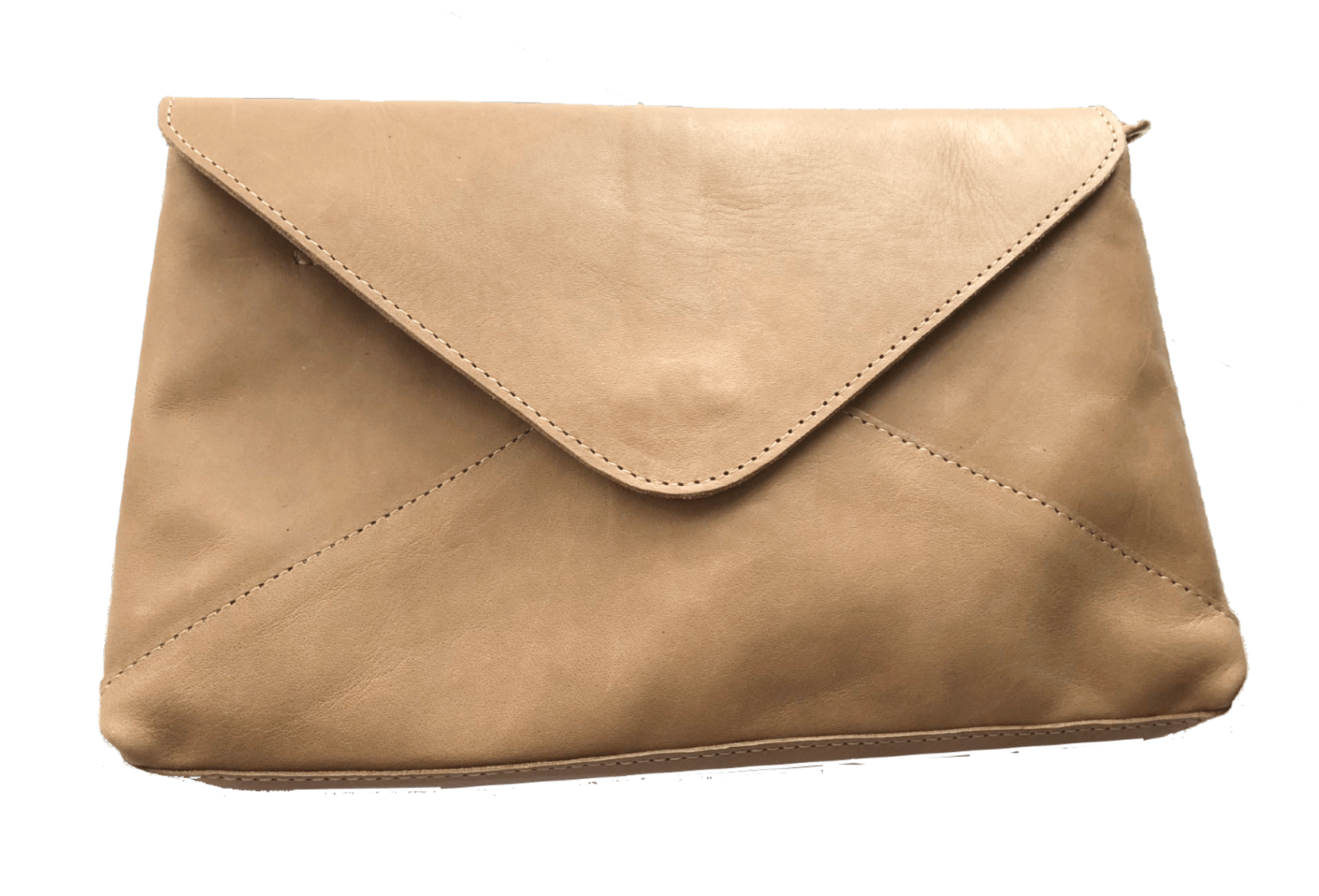 Madrid Ivory Envelope Pouch and Cross Body Bag