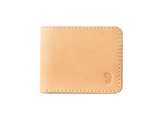 Toronto Classic Billfold Wallet - Vegetable-Tanned