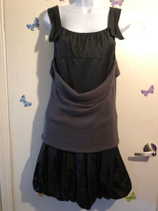 Funky Black and Dress Dress