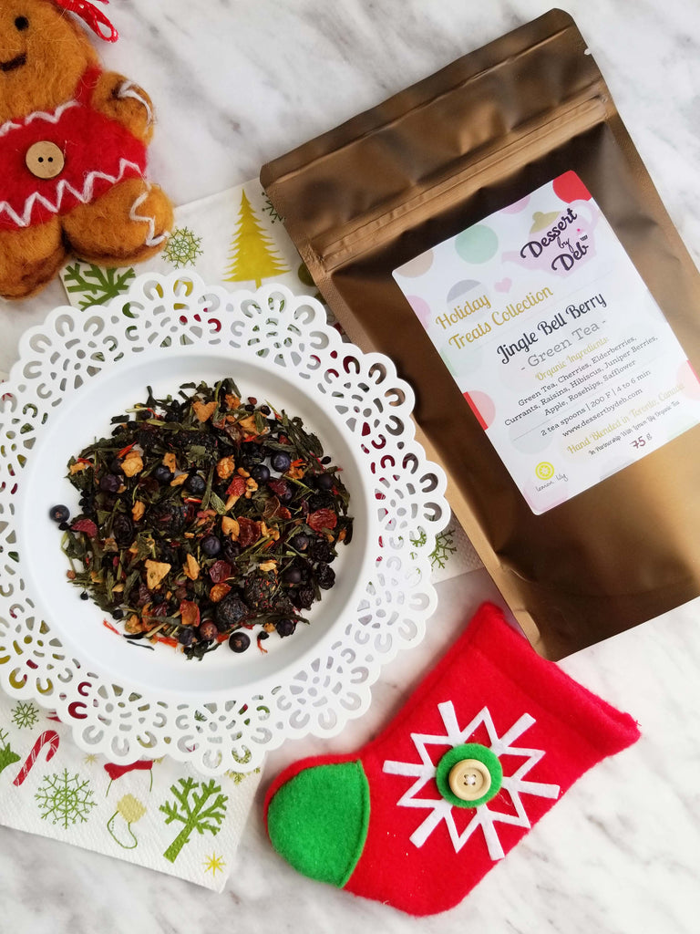 Jingle Bell Berry (Green Tea)
