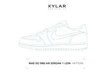 Load image into Gallery viewer, Nike OG 1985 Air Jordan 1 Low Pattern - Acrylic