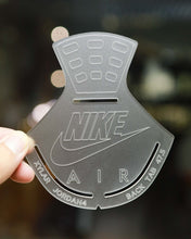 Load image into Gallery viewer, Brass Stamp - Air Jordan 4 Back tab