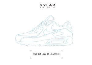 Nike Air Max 90 Pattern - Acrylic