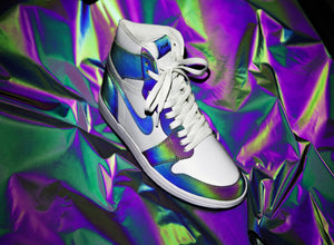 "Nike Air Jordan 1 Retro HI OG - ""IRIDESCENT"""