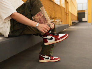 Nike OG 1985 Air Jordan 1 Hi (Chicago) - Shell Cordovan