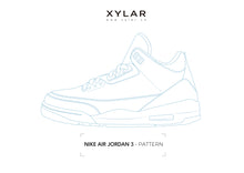 Load image into Gallery viewer, Nike Air Jordan 3 Pattern - Acrylic