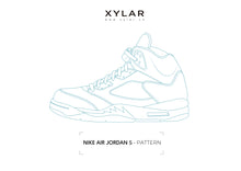 Load image into Gallery viewer, Nike Air Jordan 5 Pattern - Acrylic