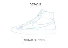 Load image into Gallery viewer, Nike Blazer Mid Pattern - Acrylic