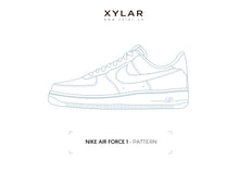 Load image into Gallery viewer, Nike Air Force 1 Pattern - Acrylic