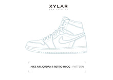 Load image into Gallery viewer, Nike Air Jordan 1 HI Pattern - Acrylic