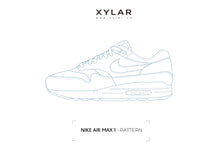 Load image into Gallery viewer, Nike Air Max 1 Pattern