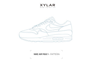 Nike Air Max 1 Pattern - Acrylic