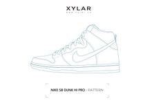 Load image into Gallery viewer, Nike SB Dunk HI Pro Pattern - Acrylic