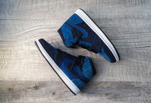 Load image into Gallery viewer, Nike Air Jordan 1 Retro HI OG - Japanese Vintage Indigo Fabric