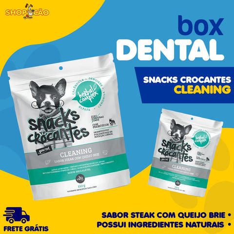 Box Dental  Shop Cão + Brinde