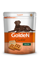 Biscoito Premier Pet Golden Cookie para Cães Adultos - 400g