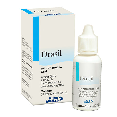Drasil Mundo Animal - 20ml
