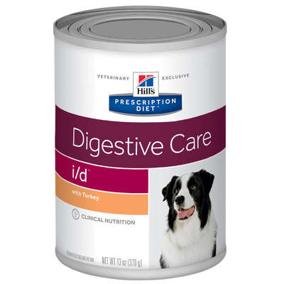 Ração Hills Canine Prescription Diet I/D Lata - 370 g