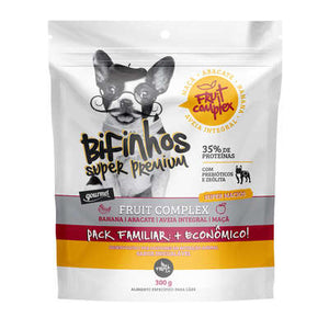 Bifinhos The French Co Super Premium com Fruit Complex - 300g