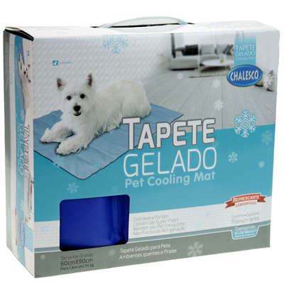 Tapete Gelado Chalesco Pet Cooling Mat - G