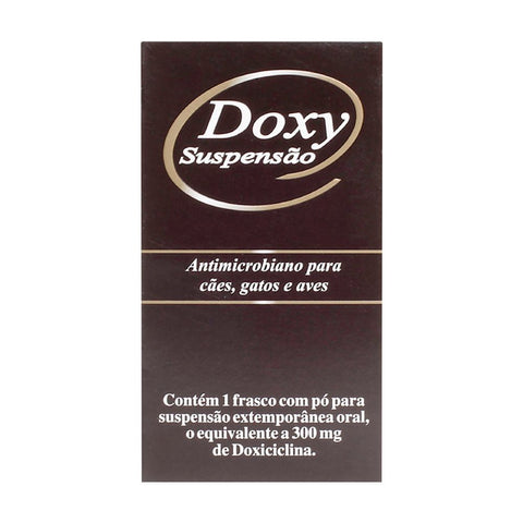Image of Antimicrobiano Doxy Suspensão Oral - 60mL
