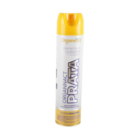 Antibacteriano Organnact Prata em Spray - 500ml