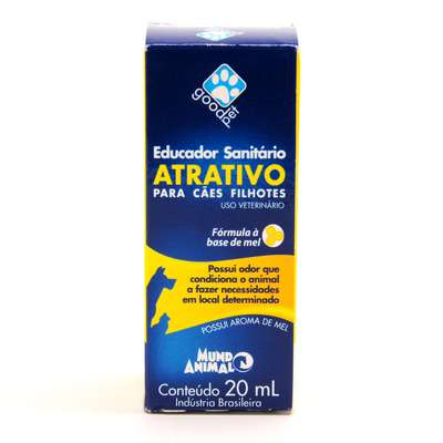 Good Pet Atrativo Sanitário Educador - 20 mL