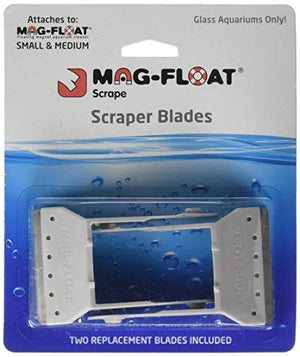Mag-Float Scrape  Blades Small & Medium 2 Pack