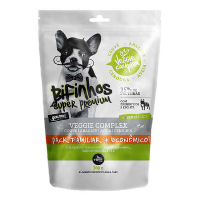 Bifinhos The French Co Super Premium com Veggie Complex - 300g