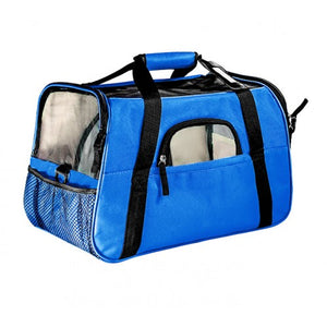 Bolsa Transporte Grande The Dogs Bag Azul
