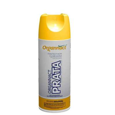 Antibacteriano Organnact Prata em Spray - 200ml
