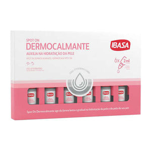 Spot on Dermocalmante para Cães e Gatos - 2 mL