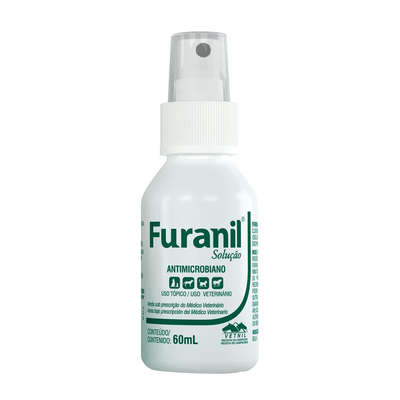 Antimicrobiano Furanil Spray - 60 mL
