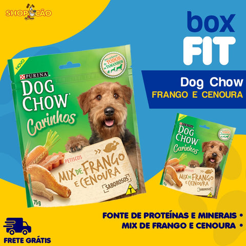 Image of Box Fit Shop Cão + Brinde