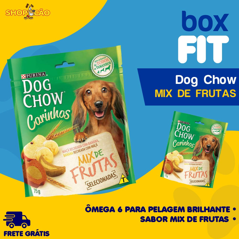 Box Fit Shop Cão + Brinde